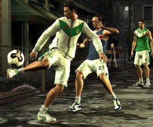 FIFA Street 2 Chat