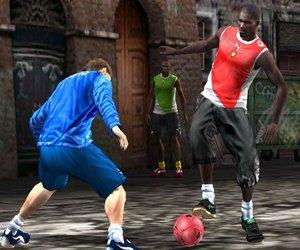 FIFA Street 2 Files