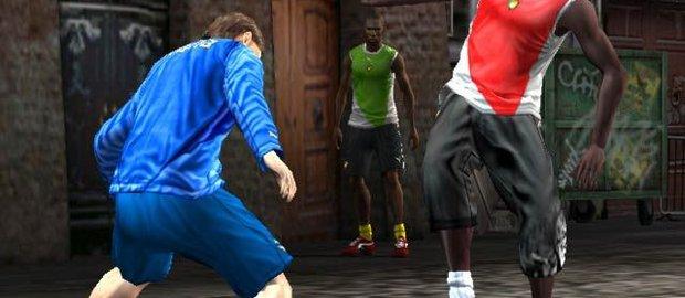 FIFA Street 2 News