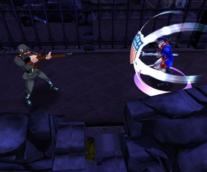 Freedom Force vs. The Third Reich Screenshots