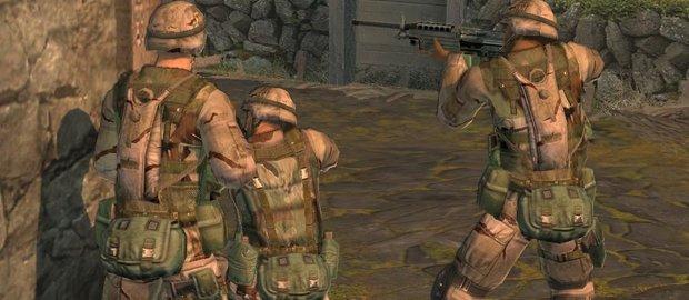 Full Spectrum Warrior: Ten Hammers News