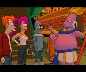 Futurama Chat