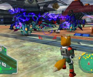 Star Fox: Assault Screenshots