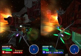 Star Fox Assault Screenshot from Shacknews
