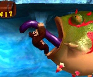 Donkey Kong Jungle Beat Chat