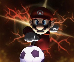Super Mario Strikers Screenshots