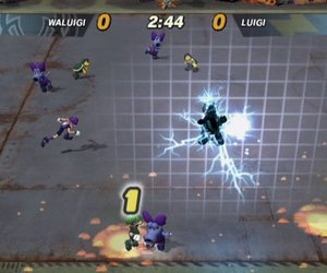 Super Mario Strikers Screenshots