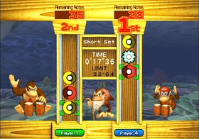 Donkey Konga 2 Screenshot from Shacknews