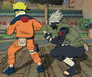 Naruto: Clash of Ninja Screenshots