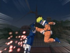 Naruto: Clash of Ninja Screenshot from Shacknews