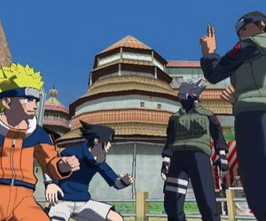 Naruto: Clash of Ninja 2 Files