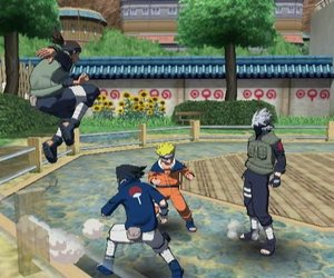 Naruto: Clash of Ninja 2 Screenshots