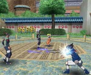 Naruto: Clash of Ninja 2 Chat