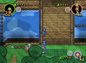 Legend of Zelda: Four Swords Adventures Screenshot from Shacknews