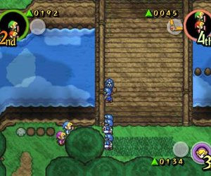 The Legend of Zelda: Four Swords Adventures Screenshots