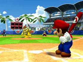 Mario Superstar Baseball Screenshot from Shacknews