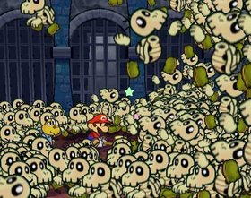 Paper Mario: The Thousand-Year Door Screenshot from Shacknews