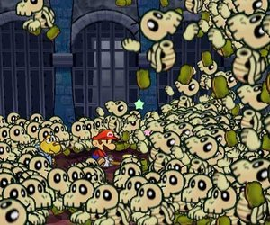 Paper Mario: The Thousand-Year Door Screenshots