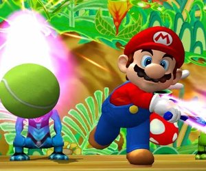 Mario Power Tennis Videos
