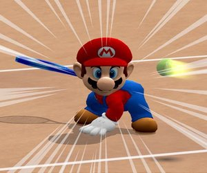 Mario Power Tennis Files