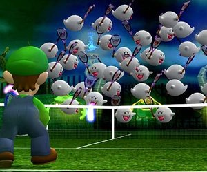 Mario Power Tennis Screenshots