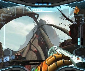 Metroid Prime 2 Echoes Screenshots