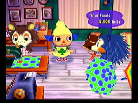 Animal Crossing Screenshot from Shacknews