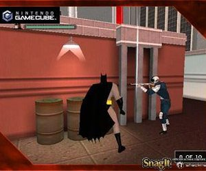 Batman Vengeance Screenshots