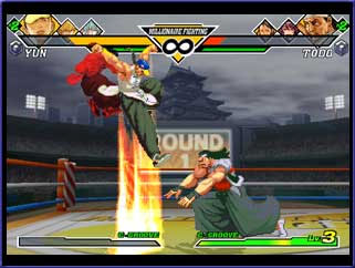 Capcom vs SNK 2: EO Screenshots