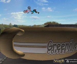 Dave Mirra Freestyle BMX 2 Screenshots