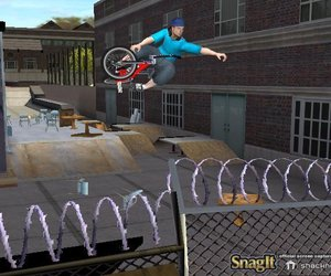 Dave Mirra Freestyle BMX 2 Chat