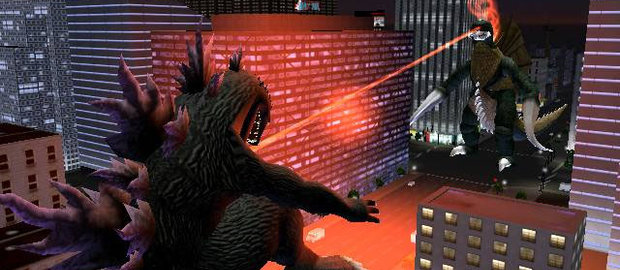 Godzilla: Destroy All Monsters - Melee News