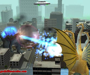 Godzilla: Destroy All Monsters - Melee Videos