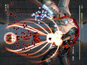 Ikaruga Screenshot from Shacknews