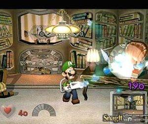 Luigi's Mansion Chat