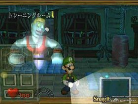 Luigi's Mansion Screenshot from Shacknews