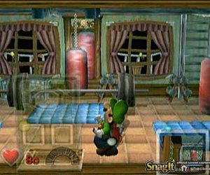 Luigi's Mansion Files