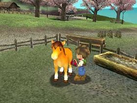 Harvest Moon: A Wonderful Life Screenshot from Shacknews