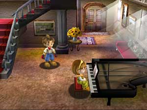 Harvest Moon: A Wonderful Life Screenshots
