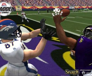 Madden NFL 2002 Chat