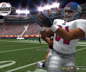 Madden NFL 2002 Screenshots