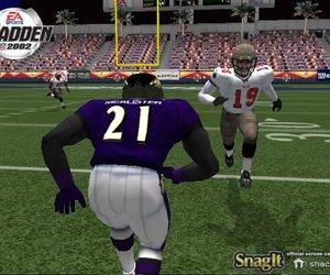 Madden NFL 2002 Screenshots