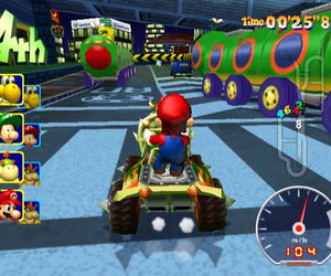 Mario Kart: Double Dash!! Chat