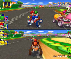 Mario Kart: Double Dash!! Screenshots