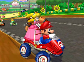 Mario Kart: Double Dash Screenshot from Shacknews