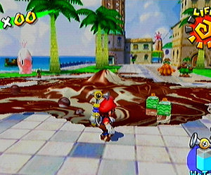 Super Mario Sunshine Files