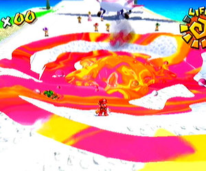 Super Mario Sunshine Chat