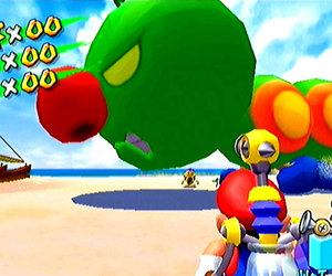 Super Mario Sunshine Screenshots
