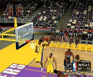 NBA Courtside 2002 Videos