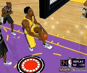 NBA Courtside 2002 Chat